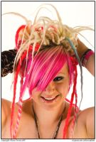 Tiger Lily Dreads 1 by YakuzaPhoto