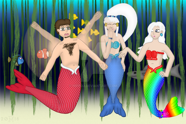 BG 3: In the kelp forest by hippo2