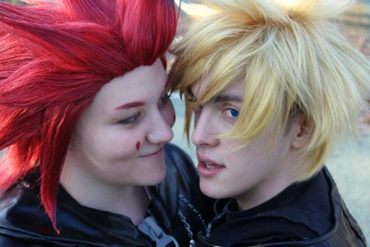 Creeper Axel by TinderboxProductions
