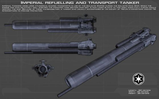 Imperial Tanker ortho [New] by unusualsuspex