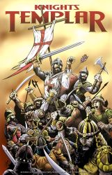 The Last Stand of the Knights Templar by DCON