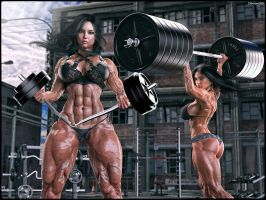 Strong by Devious3D