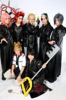 Organization XIII by PxScosplay