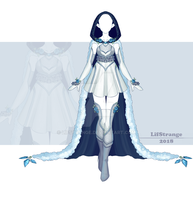 [Close] Adoptable Outfit Auction 236 by LifStrange