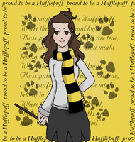 Proud to be a Hufflepuff by Mistery-forever