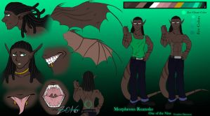 Morpheous Tenebre :Reference Sheet: by SafireCreations