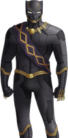 M030--Black Panther by Green-Mamba
