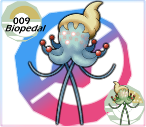 009 Biopedal by PamtreWC