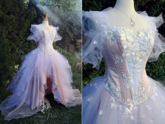 Blush Petal Gown by Firefly-Path