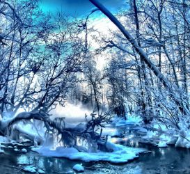 winter wonderland ... , by KariLiimatainen