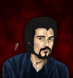 Peter Sutcliffe - Color by The-Real-NComics