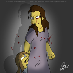 THE SIMPSONS: No More by PolarDogProductions