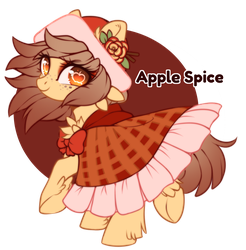 Apple Spice (WitchFae) (OPEN) by Naughty-Savage