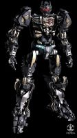 XT-Dinobot Bot Mode s4 by xeltecon
