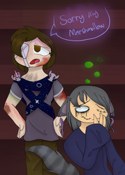 When you have a problem shipping ocs by SilverCandyDeath