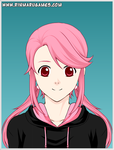 Pretty Cure Max Heart OC: Sakagami Chiharu by DreamNotePrincess
