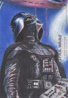 Star Wars Illustrated: TESB - Darth Vader ARC 2 by DenaeFrazierStudios