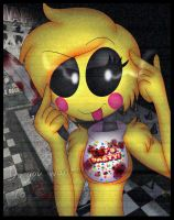 .Do you want to play?-FNAF2. by vocaloid121