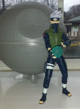 S H Figuarts Kakashi by GT-Orphan