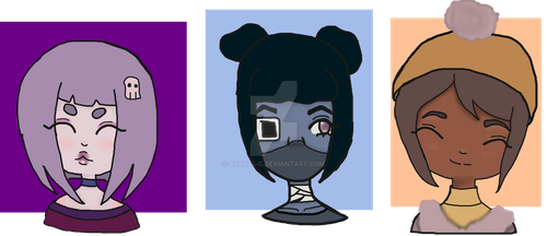 Random Adopts by Astral-C