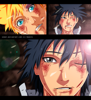 Naruto 698 - I Lost by Uendy