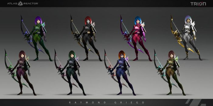 Concept---Concept-for-Archer Color by RaymondGriego