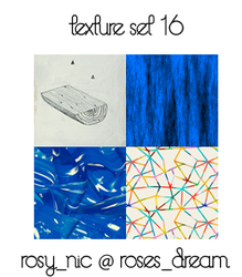 Texture Set 16 by rosynic87