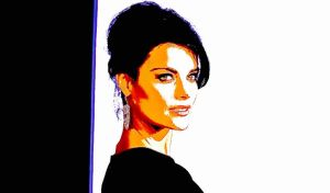 Most Beautiful, Jaimie Alexander by ColonelFlagg