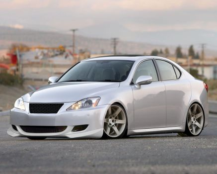 Lexus IS 350 by fabiolima-designer