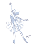 Blue Pearl by Ambrosiaria