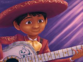 Miguel (Coco) by HitTheReplayButton