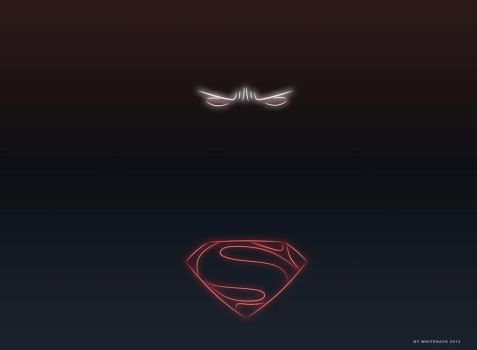 SuperMan by WhiteRave