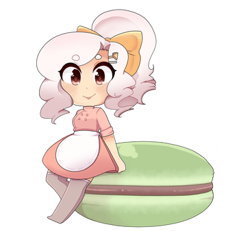 [ Meringue Chibi ] by TheAwesome-Kori