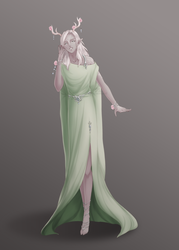 Monarchy - Dryads design by XxYorunoHimexX