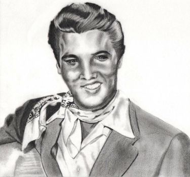 Elvis by whassouh