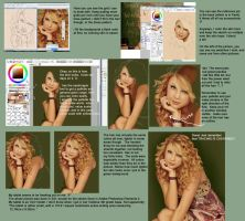 Step By Step-Taylor Swift by pinkpolka234