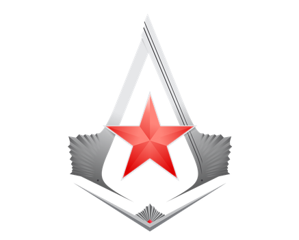 Assassins Creed -The Fall- Logo vector by krysis08
