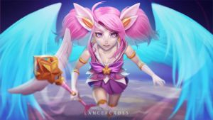 Star Guardian Lux by lancercross