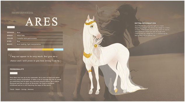 Ares Reference by Ehrendi