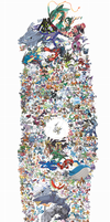 Pokemon Artwork