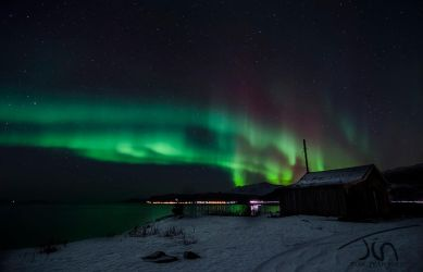 The Northernlights of Norway 4 by torivarn