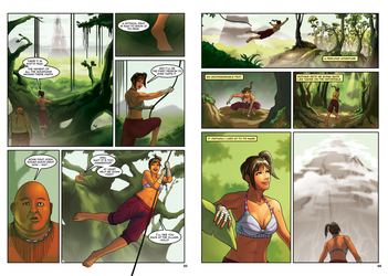 The Climb Pages 3 and 4 by phuvuong