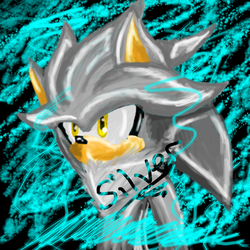 silver the hedgehog by sonic-chain