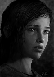 The last of us by fabius72