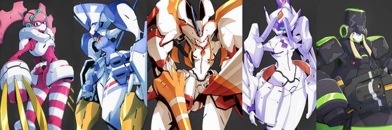 darling in the franxx by gsd2525