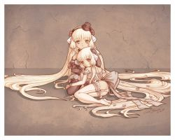 Chobits Lost by CyanSky