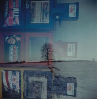Double Exposure 2 by xspyfishx