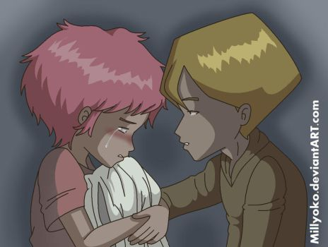 It was just a dream by Millyoko