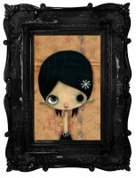 One eyed girl by toinjoints