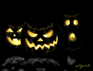 Day 24 - Halloween by kity29